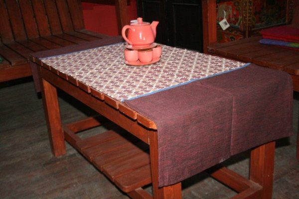 Cotton Patch Table Runner