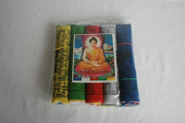 Tibetan Prayer Flag Set