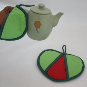 Heart Shape Pot Holder