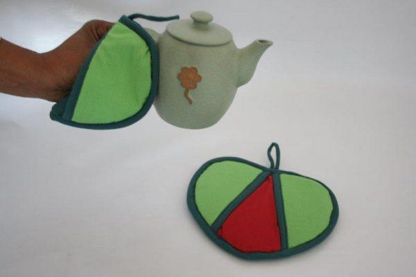 Heart Shape Pot Holder