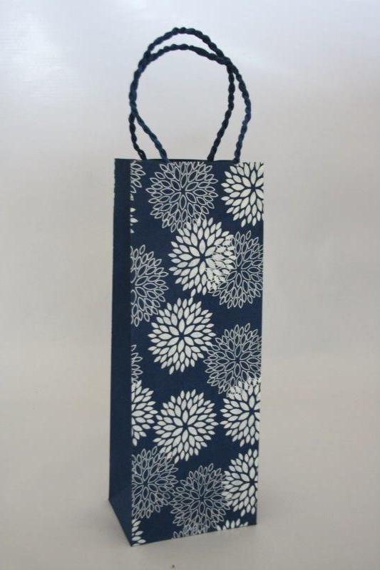 Petal Flower Range Wine Bag
