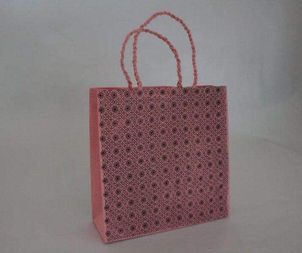 Shashiko Range Shopping Bag