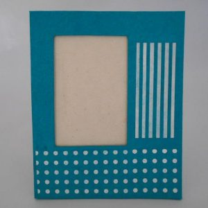Dot Stripe Range Photo Frame
