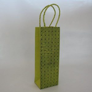 Shashiko Range Wine Bag