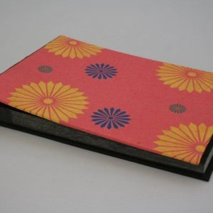 Three Flower Range Photo album