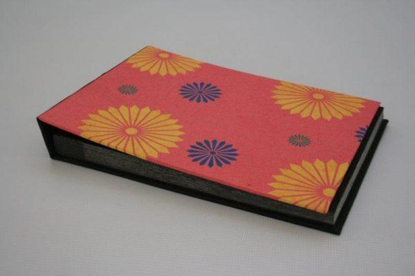 Three Flower Range Photo album