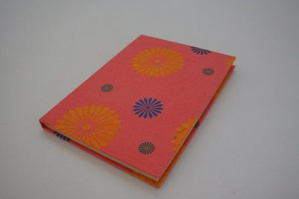 Three Flower Range Notebook