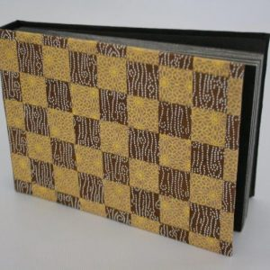 Weave Pattern Photo Album