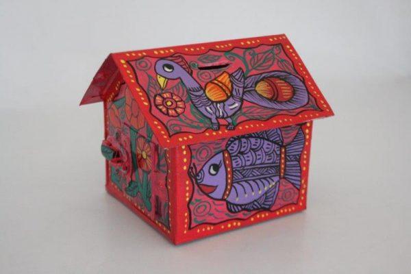 Tin Box Khutruke (coin box)