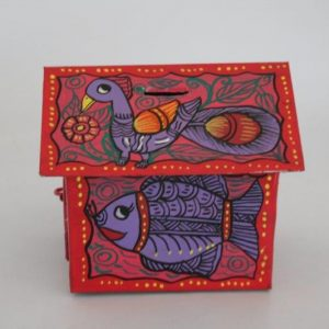 Tin Box Khutruke (coin box)