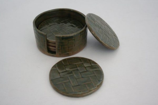 Naglo Design Tea Coaster Set