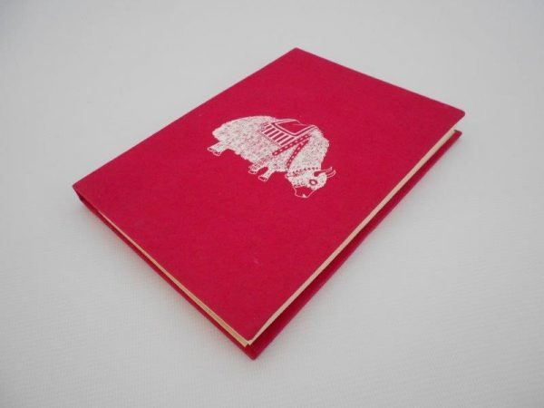 Yak Range Notebook