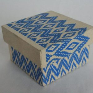 Dhaka Boarder Printed Gift Box