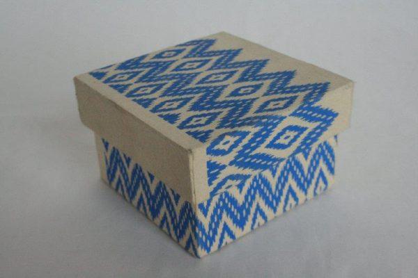 Dhaka Boarder Printed Gift Box