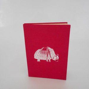 Yak Range Notebook