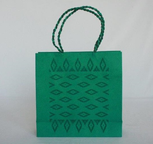 Dhaka All Over Printed Shopping Bag