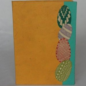 Easter Egg Design Notebook