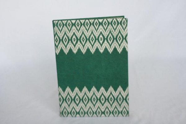 Dhaka Boarder Printed Notebook