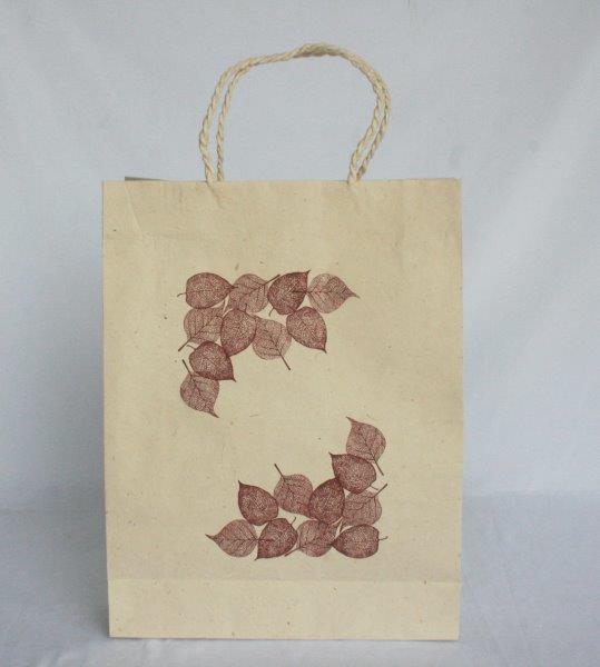 Cotton Wood Design Shopping Bag