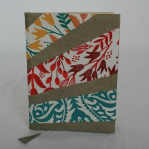 Cotton Cloth Paste Booklet