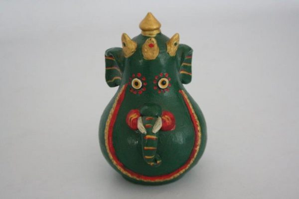 Baby Ganesh Piggy Bank