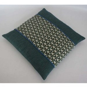 "Large Patch Cushion Cover 18""x18"""