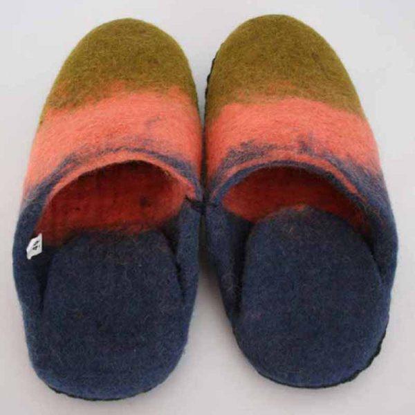 Square slipper
