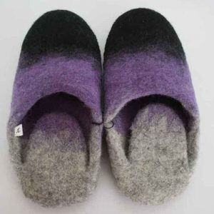 Square slipper