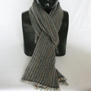 Woolen Natural Color Mix Muffler