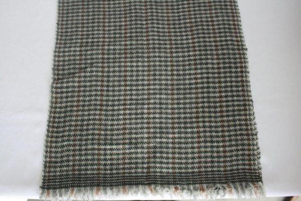 Woolen Natural Color Mix Muffler