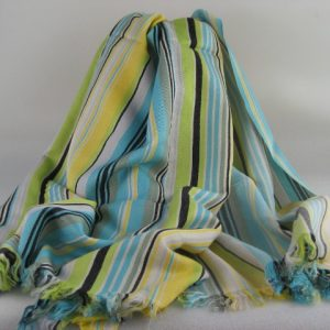 Silk and Merino wool Mix Shawl