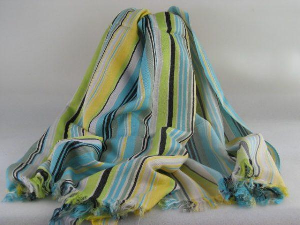 Silk and Merino wool Mix Shawl