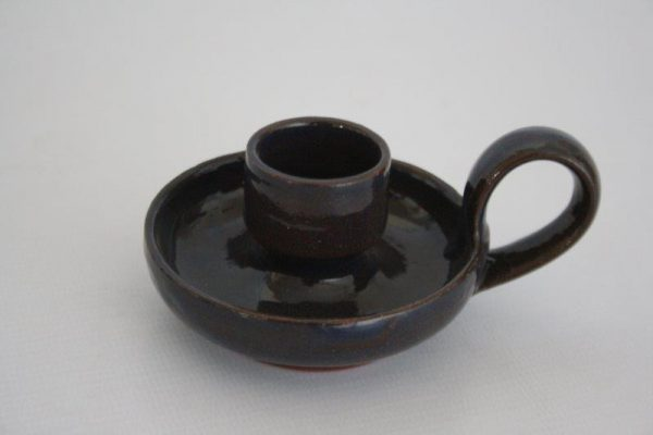 Ceramic Handle Candle Stand