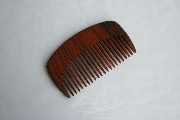 Wooden Comb (Small)