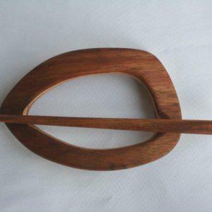 Wooden Clip Holder